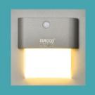 Đèn Âm Tường LED Cảm Biến 3W EU-AT34