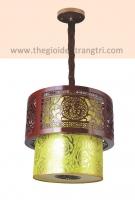 Đèn Thả Gỗ Nghệ Thuật ERA-TG190 Ø400