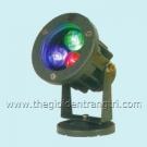 Đèn Rọi Cỏ Led Đổi Màu 3W NLNCA15
