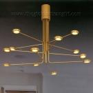 Đèn Chùm LED Nghệ Thuật KDY099 Ø750