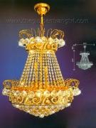 Đèn Chùm Pha Lê NLNC9870 Ø600