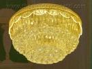 Đèn Mâm Pha Lê LED EU-MFLA101 Ø550