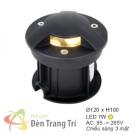 Đèn Âm Sàn LED 7W EU-AS12 Ø120