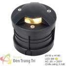 Đèn Âm Sàn LED 9W EU-AS16 Ø150