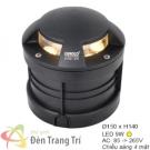 Đèn Âm Sàn LED 9W EU-AS17 Ø150