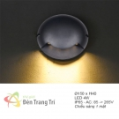 Đèn Âm Sàn LED 4W EU-SN03 Ø150