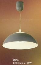 Đèn Thả LED EU-TBA108 Ø450