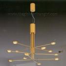 Đèn Chùm LED Nghệ Thuật KDY101 Ø750