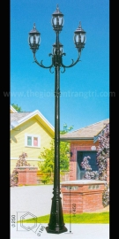 Đèn Trụ Sân Vườn TRỤ 021 Ø800xH2600