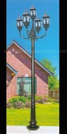 Đèn Trụ Sân Vườn TRỤ 025 Ø800xH2900