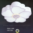 Đèn Áp Trần LED UML05 Ø500