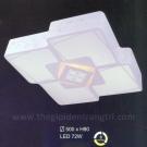 Đèn Áp Trần LED UML06 500x500