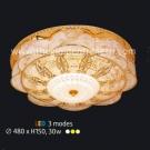 Đèn Ốp Trần Led Đổi Màu NLNM5616 Ø480