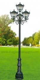 Đèn Trụ Sân Vườn TRỤ 067 Ø800xH3300