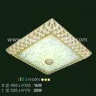 Đèn Ốp Trần Led Đổi Màu NLNM292B Ø400
