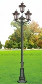 Đèn Trụ Sân Vườn TRỤ 077 Ø800xH3200