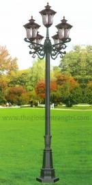 Đèn Trụ Sân Vườn TRỤ 078 Ø800xH3200