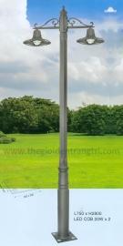 Đèn Trụ LED Sân Vườn TRỤ 084 H2800