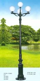 Đèn Trụ Sân Vườn TRỤ 085 Ø1200xH3800