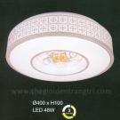 Đèn Áp Trần LED UOTA6 Ø400