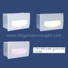 Đèn Âm Cầu Thang LED 3W UACT01