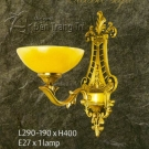 Đèn Tường Đồng NLNV701-1