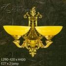 Đèn Tường Đồng NLNV701-2