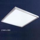 Đèn LED Panel Gắn Nổi 48W UPN01 600x600