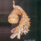 Đèn Vách Chim Công UVC9098B