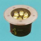 Đèn Âm Đất LED 6W UAS02 Ø150
