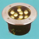 Đèn Âm Đất LED 9W UAS03 Ø160