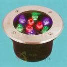 Đèn Âm Đất LED 9W UAS07 Ø160