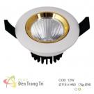 Đèn LED Âm Trần 12W EU-LA382 Ø90