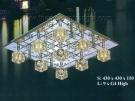 Đèn Mâm Led Vuông VIR115 430x430