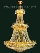 Đèn Chùm Pha Lê NLNC9869 Ø1000