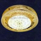 Đèn Ốp Trần Led Đổi Màu NLNM1033 Ø480