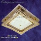 Đèn Ốp Trần Led Đổi Màu NLNM1036 Ø480
