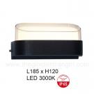Đèn Ốp Tường LED Ngoài Trời KH-VNT2280-1