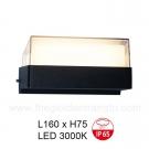Đèn Ốp Tường LED Ngoài Trời KH-VNT2281-1