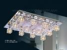 Đèn Mâm Led Chữ Nhật VIR117 580x420