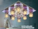 Đèn Mâm Led Vuông VIR122 430x430