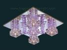 Đèn Mâm Led Vuông VIR120 420x420