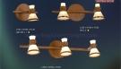 Đèn Soi Tranh LED USG303-1