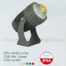 Đèn LED 10W Rọi Xa 20m EU-CN211