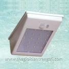 Đèn Ốp Tường Solar LED 4W NVT201