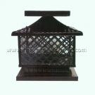 Đèn Trụ Cổng Solar LED NVT211B 300x300