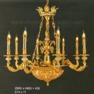 Đèn Chùm Đồng Nến UCD1226-8