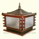 Đèn Trụ Cổng UHF016D 400x400