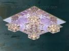 Đèn Mâm Led Vuông VIR136 420x420