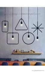 Đèn Thả Nghệ Thuật SUN139